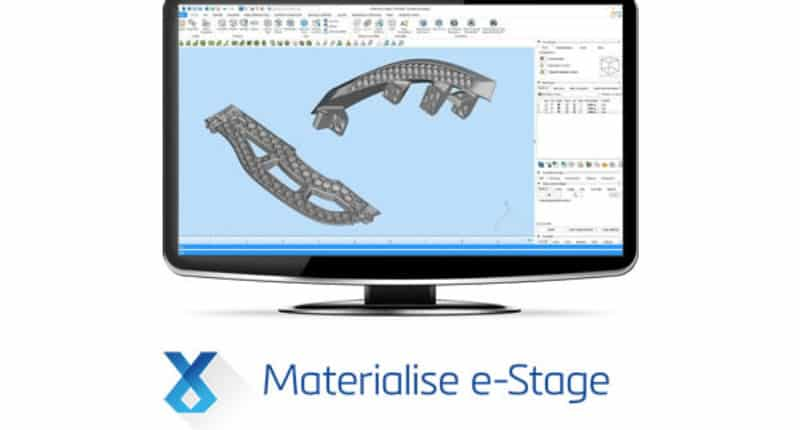 Materialise e-Stage