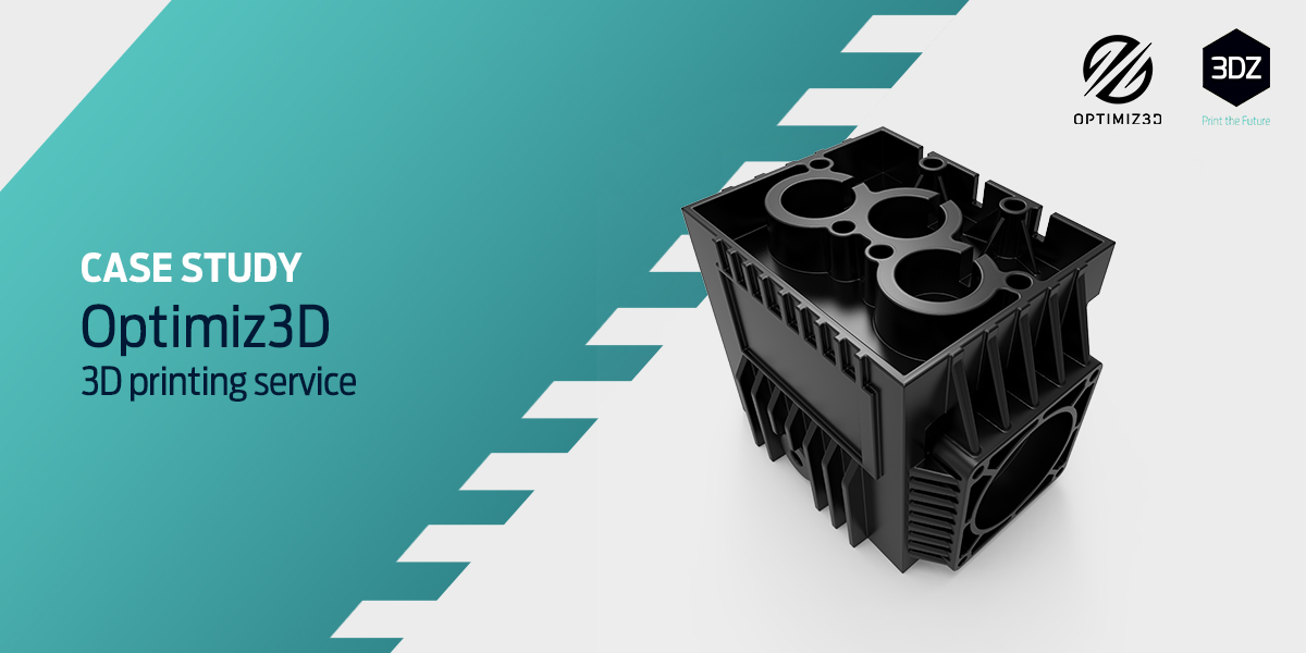 Optimiz3D uses the NXE 400 to deliver 3D-printed prototypes in one day and eliminate tooling costs